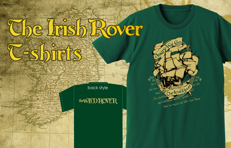 2017モデル The Irish Rover