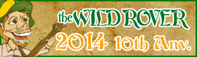 st.patrick's day THE WILDROVER 2014